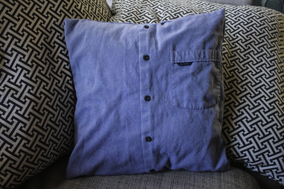 Dress Your Couch Finished Product